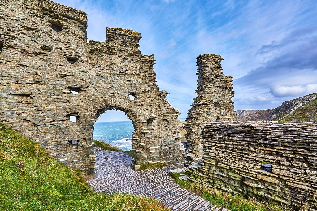 Tintagel Castle - England Tourist Attractions - Planet Travel Advisor